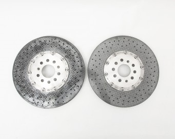 Carbon Ceramic Rotors