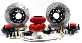 Baer Sport - Drilled & Slotted Rotors, Clearance Brake Parts