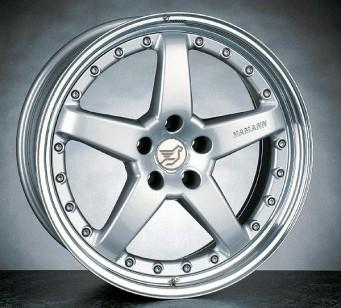 Hamann Porsche Wheels