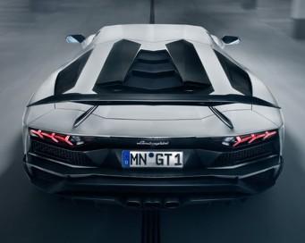 New Lamborghini Aventador Replacement