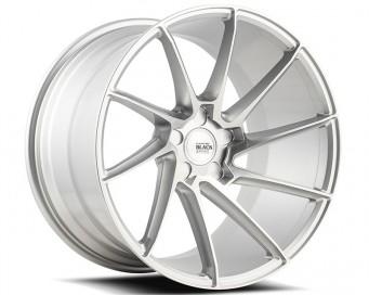 Savini Black di Forza-BM15 Wheels Left Side