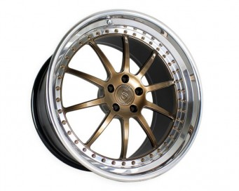 3 Piece Performance SM Series Wheels
