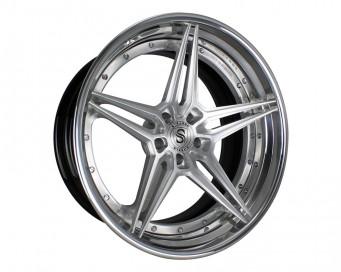 3 Piece Deep Concave FS Wheels