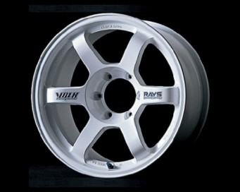 Volk Racing TE37 Large PCD Wheels
