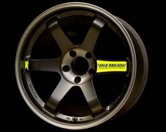 Volk Racing TE37SL Black Edition Wheels