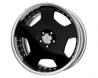 Work Lanvec LD1 Wheels