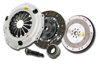 Clutch w/Flywheel