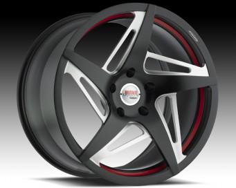 Forgiato Spacco Wheels