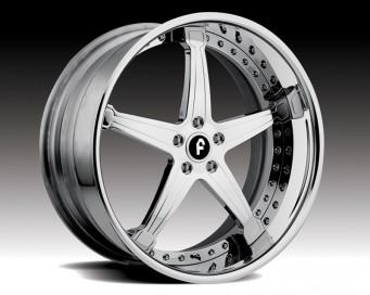 Forgiato Martellato Wheels