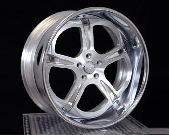 Forgiato Trifolio Wheels
