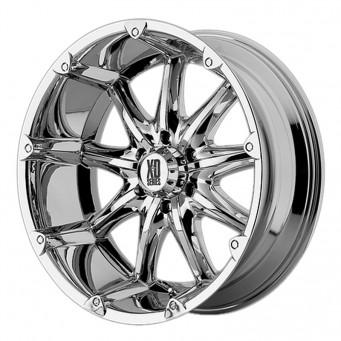 XD Series Badlands Wheels