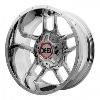 XD Series Clamp Wheels
