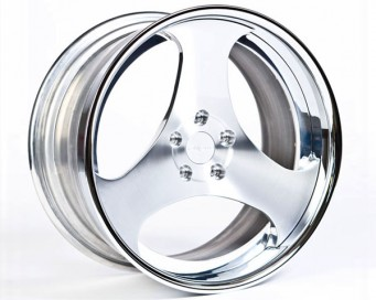 Rotiform BRU Forged 3-Piece Concave Wheels