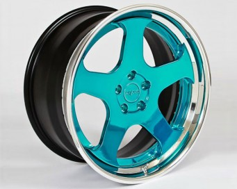 Rotiform NUE Forged 3-Piece Concave Wheels
