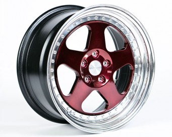 Rotiform ROC Forged 3-Piece Race Wheels