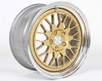 Rotiform SJC Forged 3-Piece Race Wheels