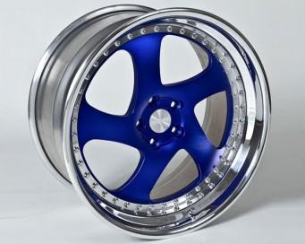 Rotiform TMB Forged 3-Piece Classic Wheels