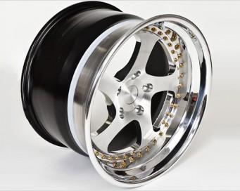 Rotiform TMB Forged 3-Piece Convex Wheels