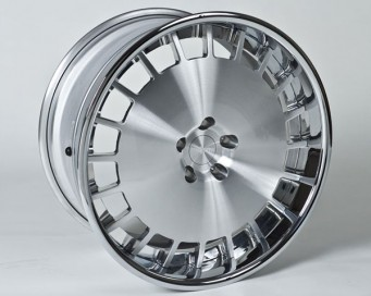 Rotiform VCE Forged 3-Piece Convex Wheels