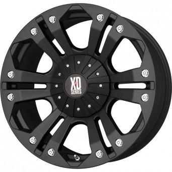 XD Series Monster Wheels