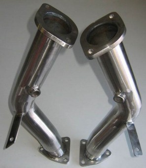 Cat/Test Pipes
