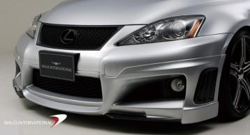 Novel-ISF-Manifold | Novel Headers Lexus IS-F