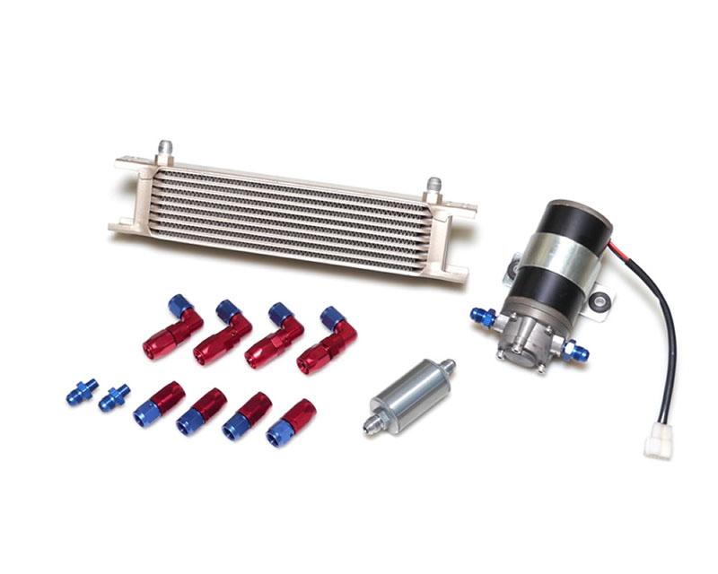 Rear Differential Cooler : Universal transmission cooler horsepowerfreaks