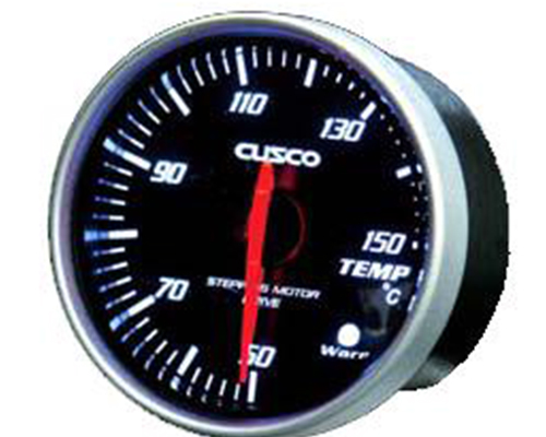 Cusco 60mm Water and Oil Temperature Gauge
