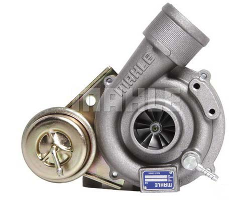 Mahle Turbocharger Audi A4 Quattro 2000