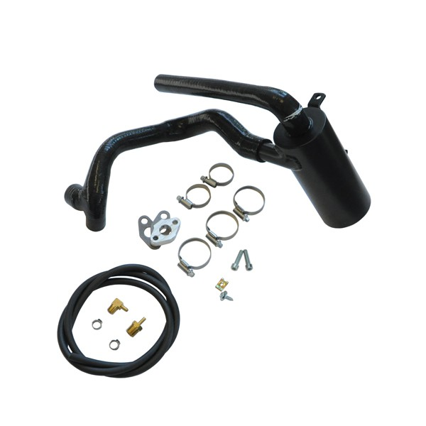 034 Motorsport Catch Can Breather Kit, MkIV Volkswagen Golf/Jetta/GTI/GLI 1.8T