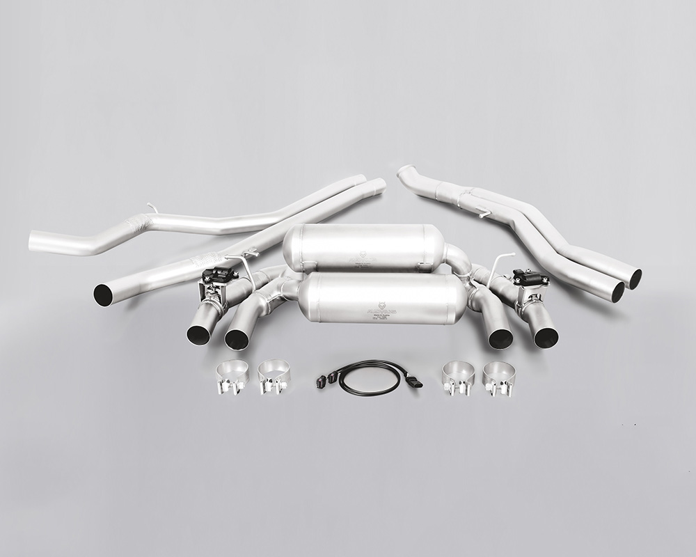 Remus Catback Exhaust System BMW M2 F87 2016+