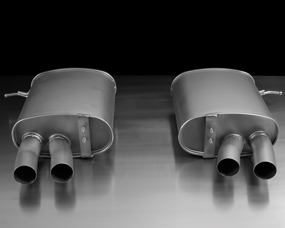 Remus Axleback L/R Race Exhaust System BMW 335i E9X 05-11