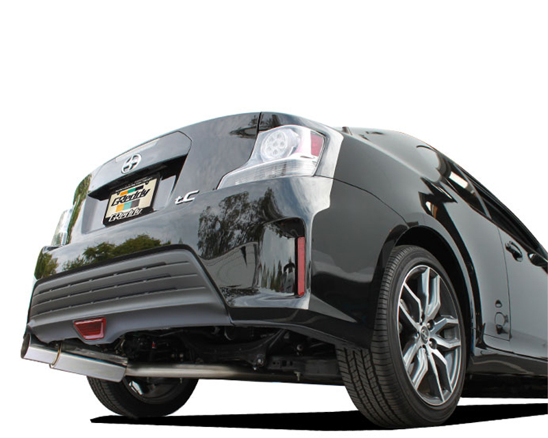 "Greddy Revolution RS 2.5"" Stainless Steel Catback Exhaust System Scion tC 11-15"