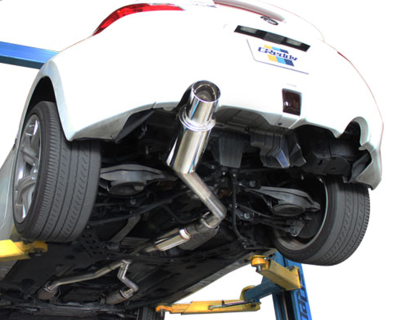 Greddy Revolution RS Exhaust Nissan 370Z Z34 09-14