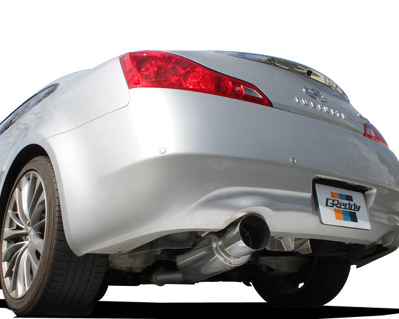 Greddy Revolution RS Exhaust Infiniti G37 Coupe 08-14