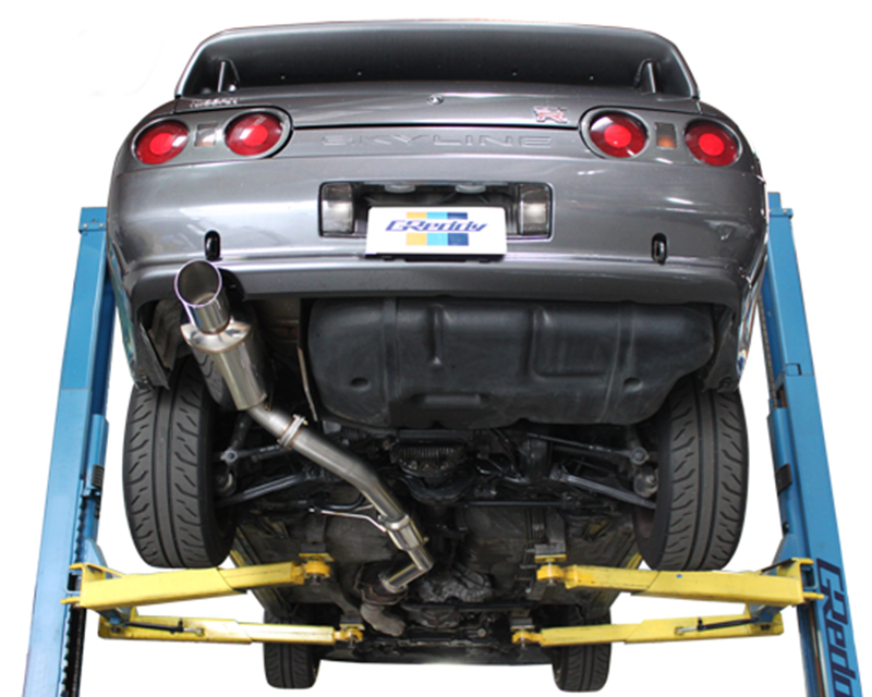 Greddy EVOlution GT Exhaust Nissan Skyline R32 89-91