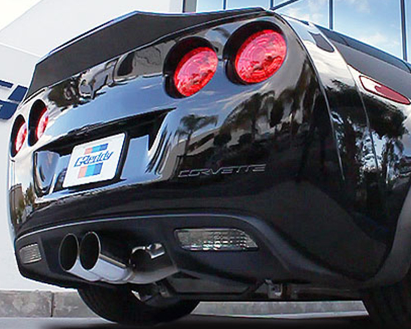 Greddy EVOlution GT Exhaust Chevrolet Corvette C6 05-13