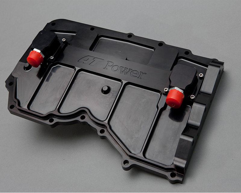 AT Power Billet Machined Dry Sump Pan Ford Duratec 2.0L Engine