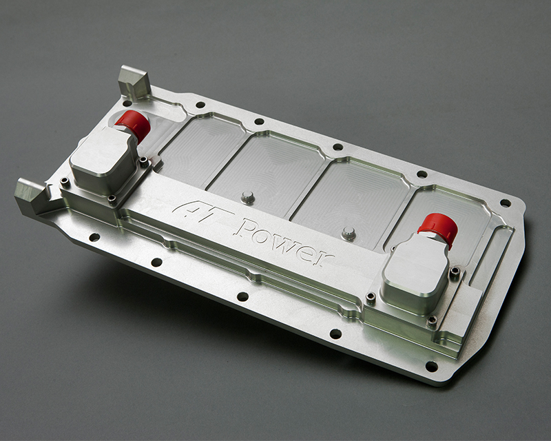 AT Power Billet Machined Dry Sump Pan Ford Sigma Engines