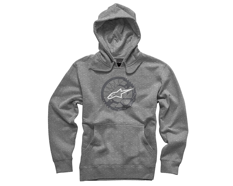 Alpinestars Athletic Heather Rotor Pullover Hoodie | 2XL