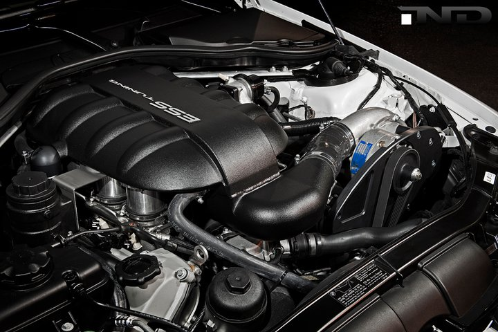 ESS Tuning VT2-595 Intercooled Supercharger System BMW M3 E90 | E92 | E93 08-13