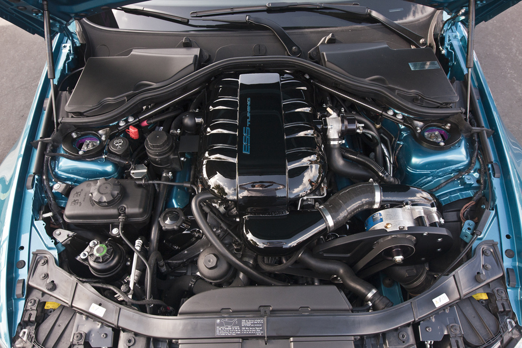 ESS Tuning VT2-650 Intercooled Supercharger System BMW M3 E90 | E92 | E93 08-13