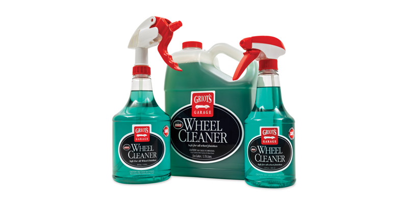 Griots Garage Wheel Cleaner - 1 Gallon - 11107