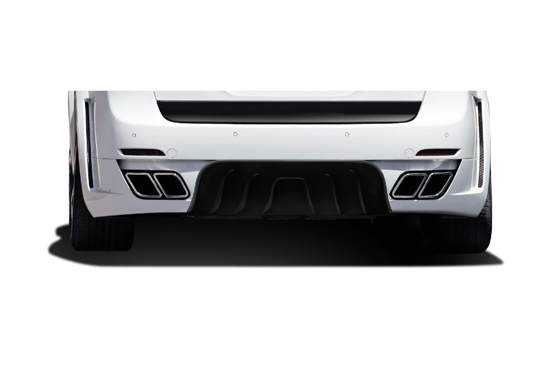 Aero Function AF-4 Exhaust Tips 4 Piece Porsche Cayenne 11-14
