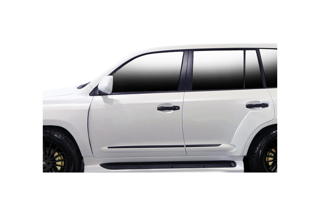 Aero Function AF-1 Wide Body Door Caps 4 Piece Lexus LX570 08-15