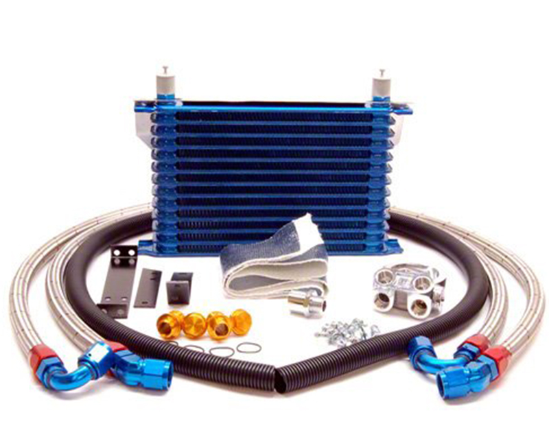 Greddy 10 Row High Performance Oil Cooler Scion FRS 13-16