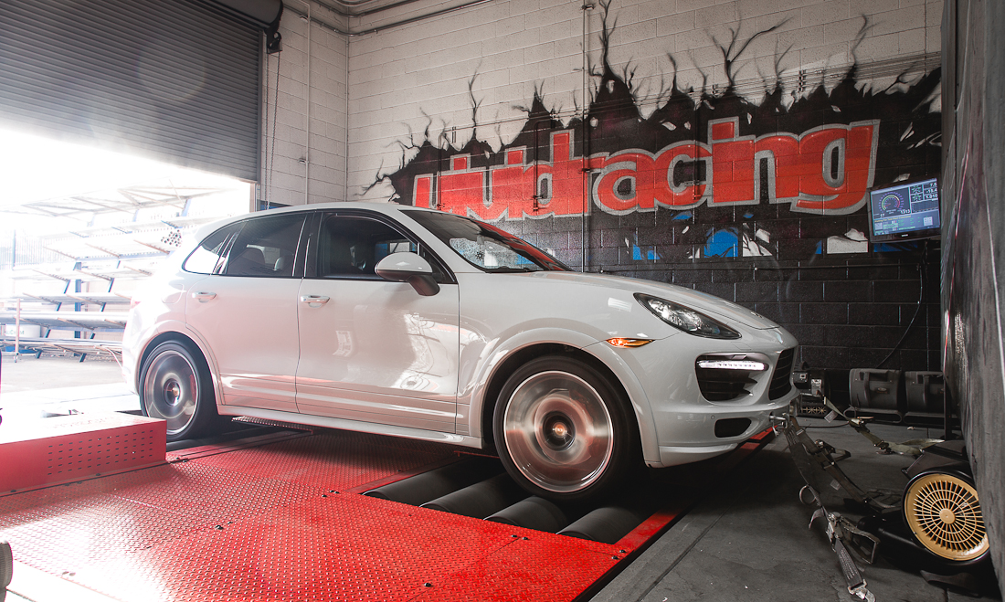 VR Tuned ECU Flash Tune Porsche 958 Cayenne 3.0TDI 211hp 14-17
