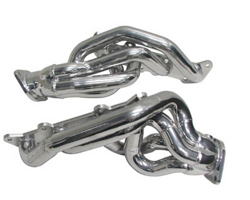 "BBK 304 Stainless 1-3/4"" Tuned Length Shorty Headers Ford Mustang GT 11-12"