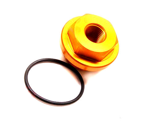 Greddy 18mm Thread Sensor Gauge Adapter