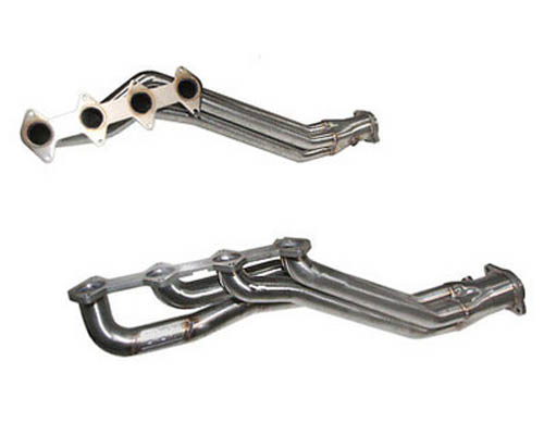 "BBK 1 5/8"" Stainless Steel Long Tube Exhaust Headers Ford Mustang GT 05-10"
